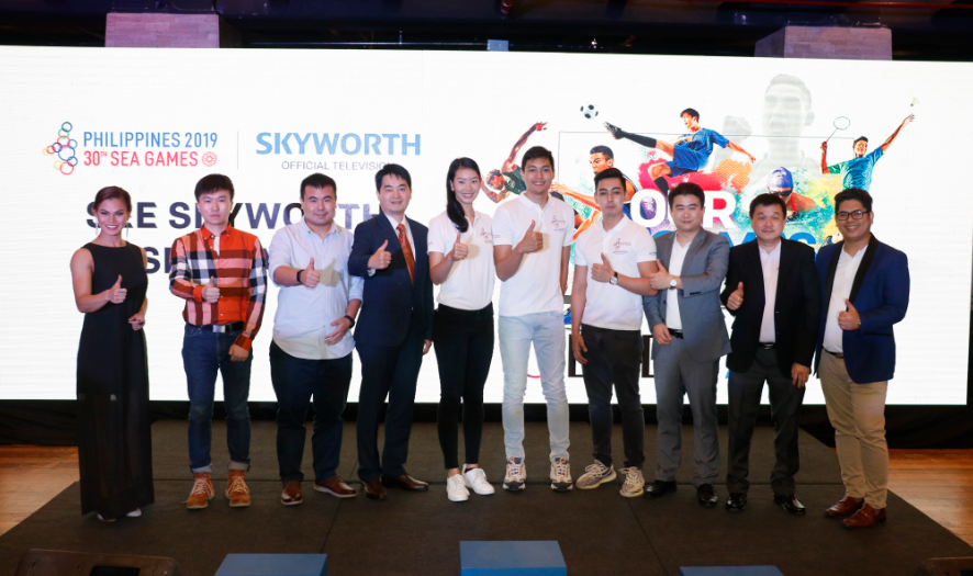Skyworth is 2019 SEA Games official TV partner