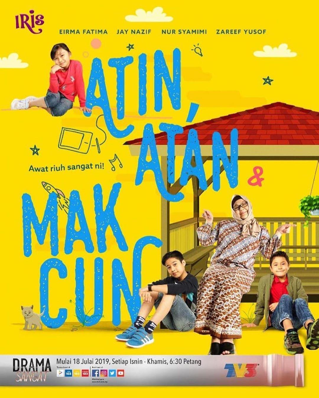 Atin, Atan & Mak Cun