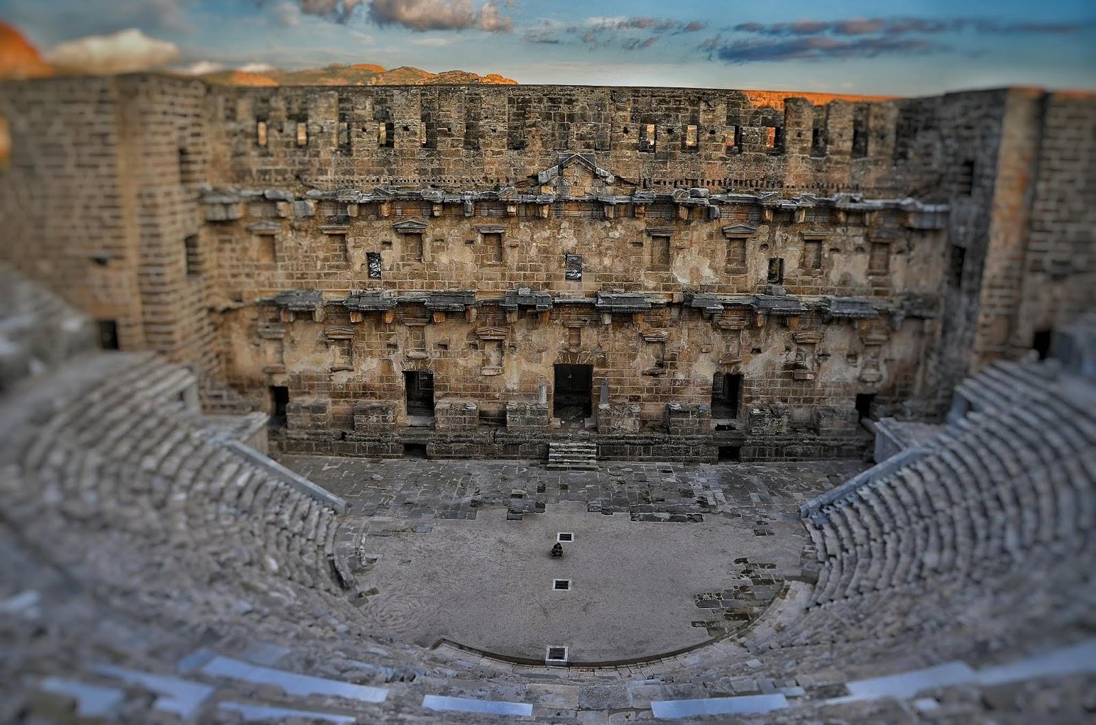 arquitectura romana antigua