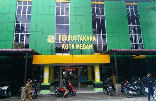 Perpustakaan Kota Medan miliki koleksi buku 25.704 judul