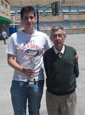 José Luis Llorente González y Javier Rodríguez Ibrán