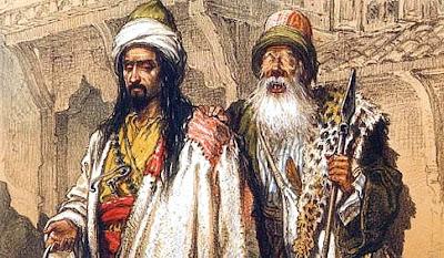 eski istanbul'da goygoycular