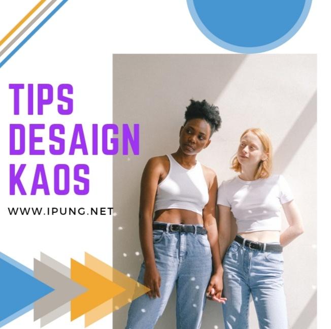 Tips Membuat Desain Kaos Yang Bagus