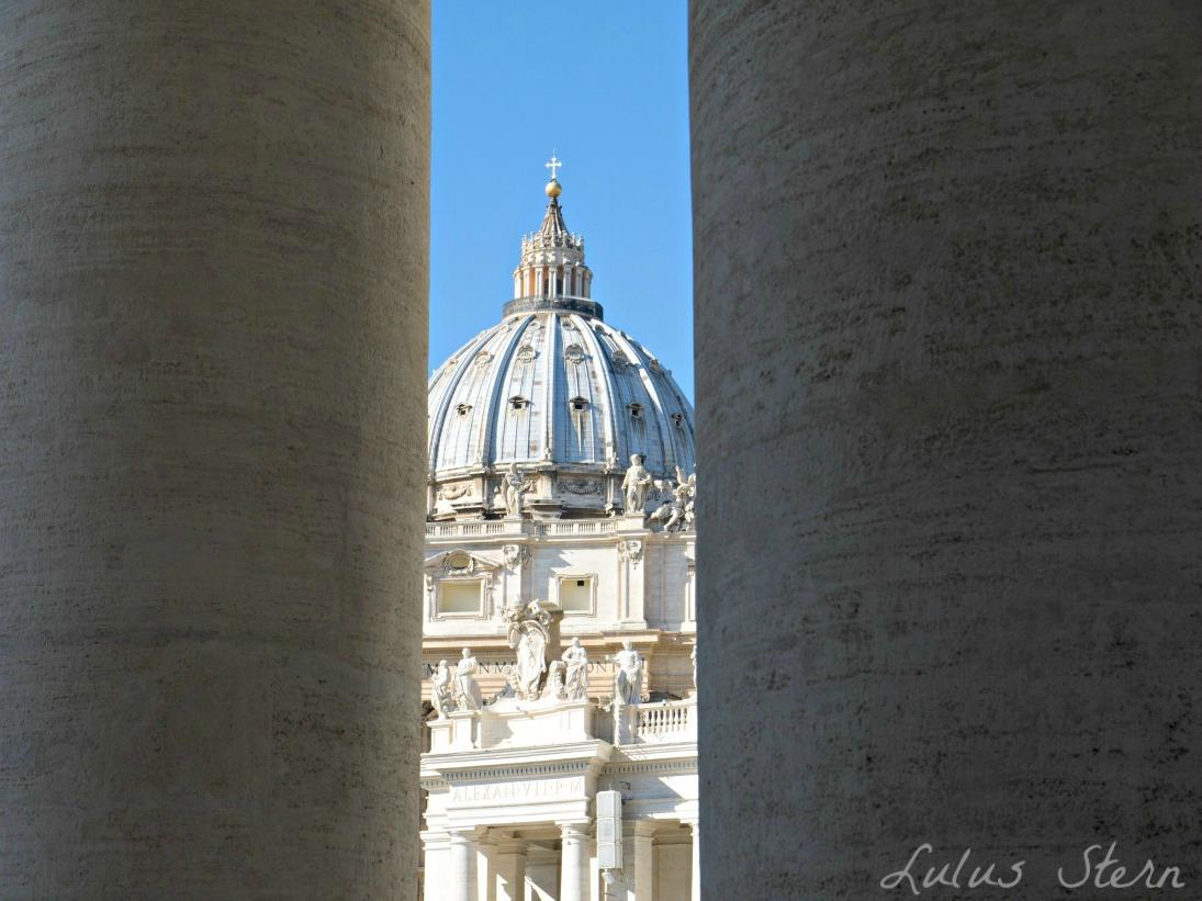Petersdom Kuppel