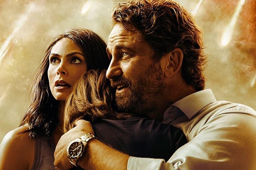 В разработке находится «Гренландия 2» - в главных ролях снова Джерард Батлер и Морена Баккарин