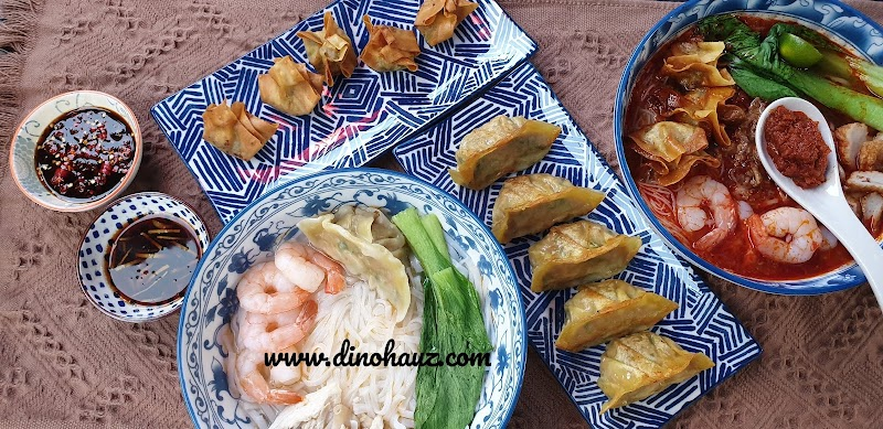 Tempat Makan Sedap Kampung Baru, Kuala Lumpur 2020: Hokkien Prawn Mee, Chicken Hor Fun, Wanton dan Dumpling Goreng Resepi Asli dan Halal di The Ops Room Kitchen