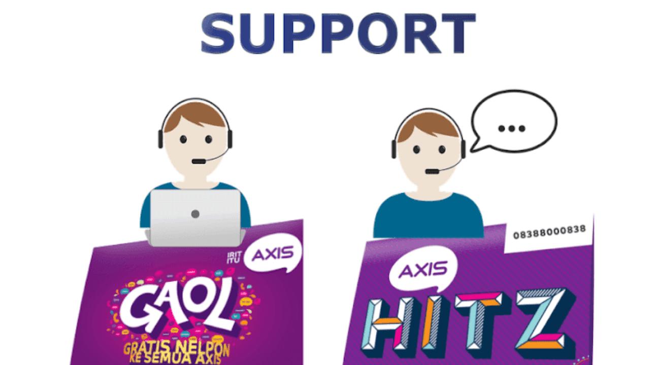 Mengatasi kartu Axis tidak bisa untuk internetan