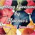 Mystery Giveaway by Flavnesz^