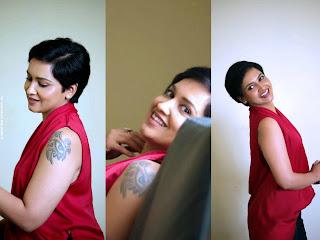 Lena Hot Photos In Sleeveless Dress