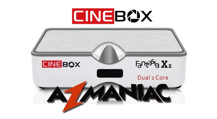 Cinebox Fantasia X2 ACM
