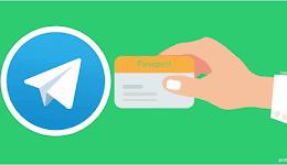 Telegram Passport - Sebuah Alat Dari Telegram Untuk Identifikasi Data Pribadi
