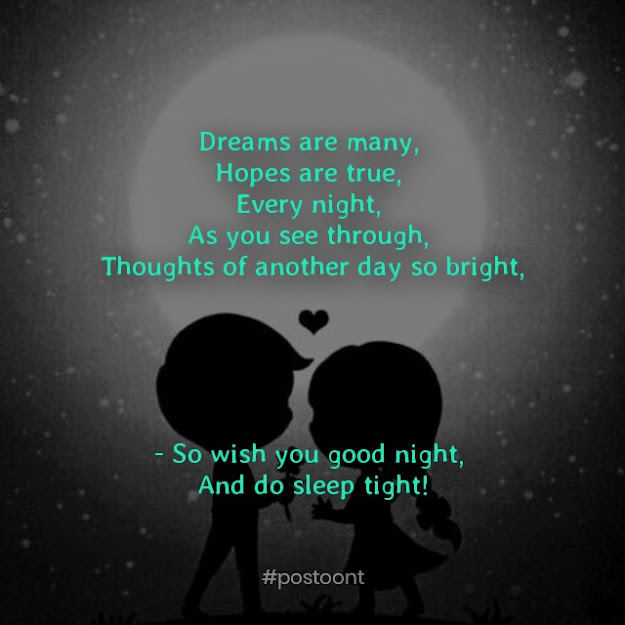 Good Night - 25 + Best Good Night Quotes and Text
