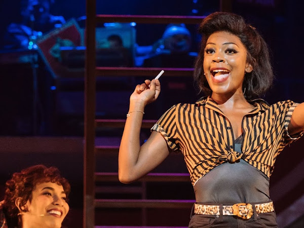 Rhianne-Louise McCaulsky on Taking Her Version of Rizzo on Tour in Grease the Musical | Interview
