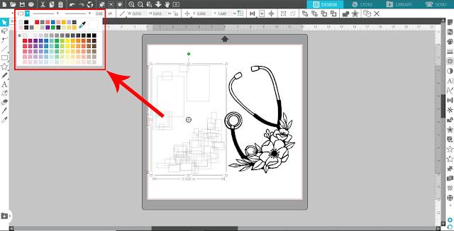 cut files, paper crafts, silhouette studio, SVG, Compound Path