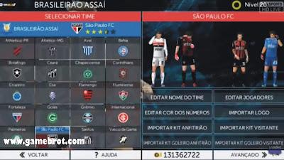 FTS MOD FIFA 20 APK+DATA By EA Sports Grafik HD Android Terbaik 2019