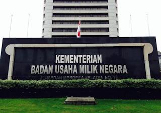 Lowongan Kerja BUMN di Kementerian BUMN Terbaru Juni 2016