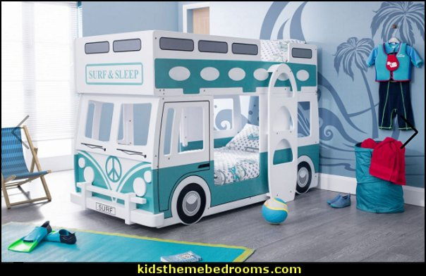 Campervan  Bunk Bed KIDS BEDS themed bed kids themed beds