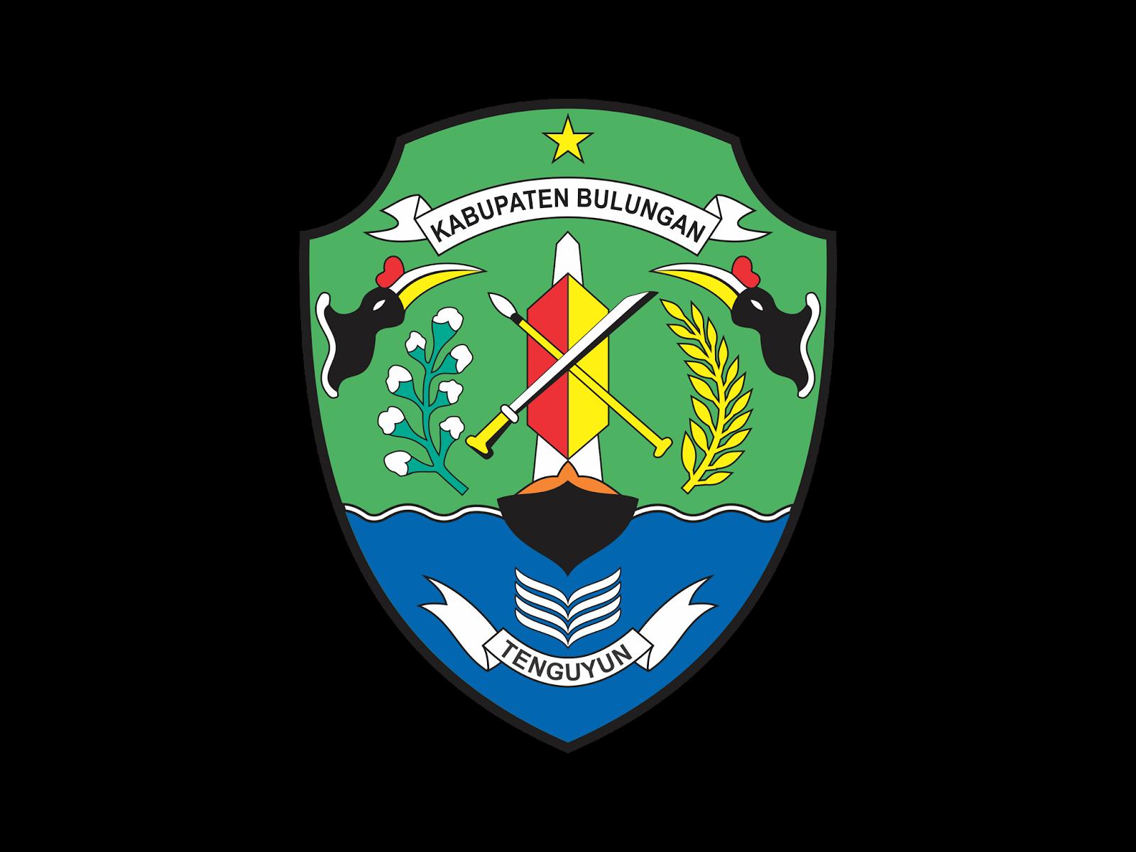 Logo Kabupaten Bulungan Vector Cdr Png Hd Biologizone