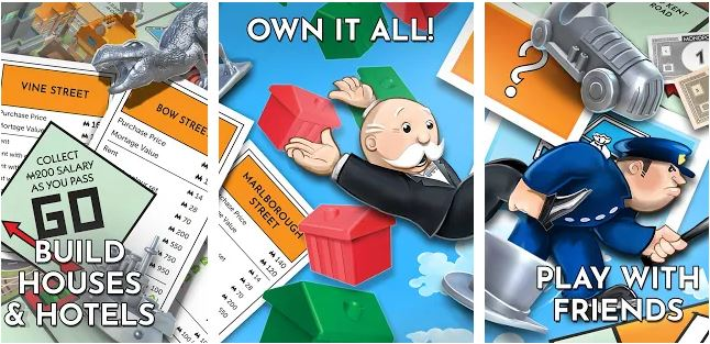 Download Monopoly MOD APK 1.0.8 (MOD Paid, Unlocked All) For Android 3