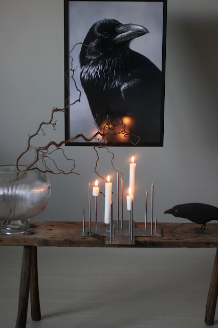 annelies design, webbutik, webbutiker, webshop, nätbutik, inredning, korp, korpar, tavla, tavlor, posterlounge, ljusstake, ljusstakar, candle cross,