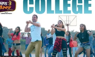 College Song Lyrics | Rai Jujhar | Inderjeet Nikku | by lyricscreative