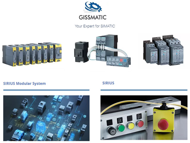 Gissmatic Industrial Controls