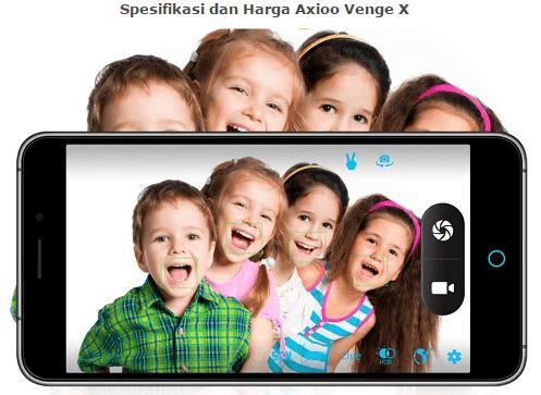 Spesifikasi dan Harga Axioo Venge & Venge X