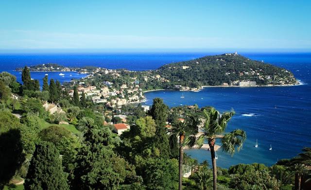 Saint Jean Cap Ferrat Costa Azzurra