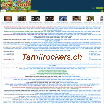 Tamilrockers.ch- Download Free Tamil HD Movies Tamilrockers.ch
