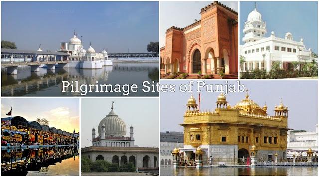 Pilgrimage Sites in Punjab