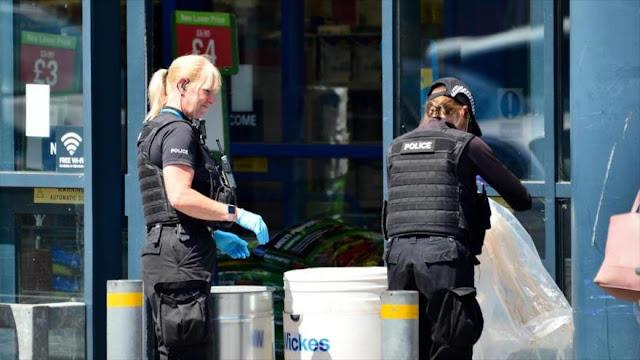 Ataque con ácido deja herido a un niño de 3 años en el Reino Unido