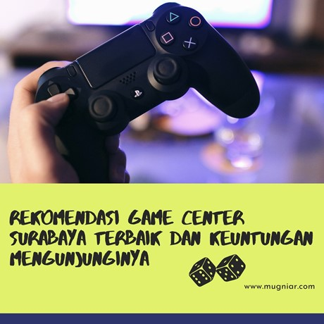 Game center surabaya
