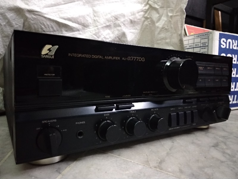 (not available) Sansui AU-alpha 777DG Integrated DAC Amp IMG_20180729_204405_HHT-800x600