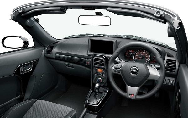 Interior Daihatsu Copen GR Sport