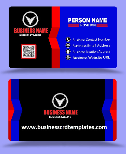 blue-black-background-creative-business-cards-templates-psd-eps-free-download