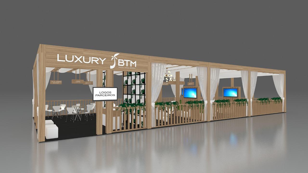 Empresas Internacionais confirmadas na Área Luxury do BTM