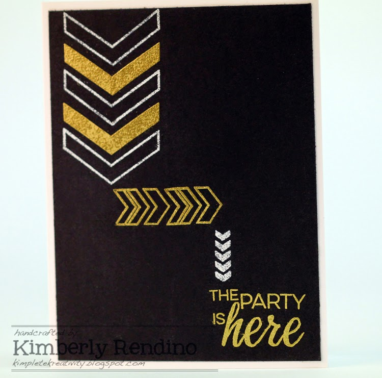 Bold  Fiesta card by Kimberly Rendino | Winnie & Walter | kimpletekreativity.blogspot.com