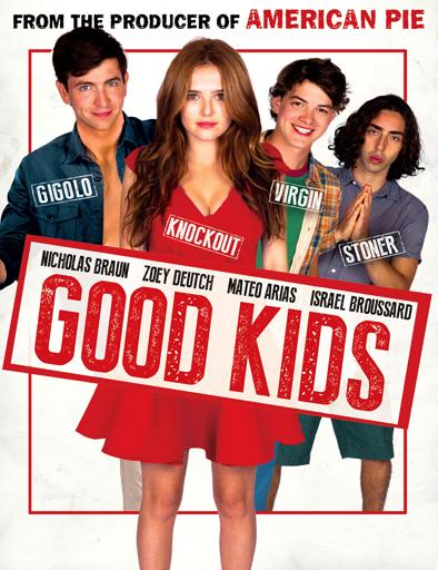 Good Kids [2016] [DVDR] [NTSC] [Latino]