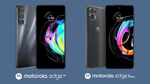 OCNモバイルONE、motorola edge 20を16692円~、edge 20 fusionを9069円~の価格で10月22日に発売!
