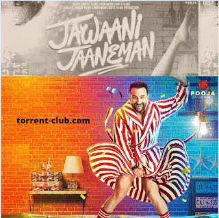Jawaani Jaaneman Torrent