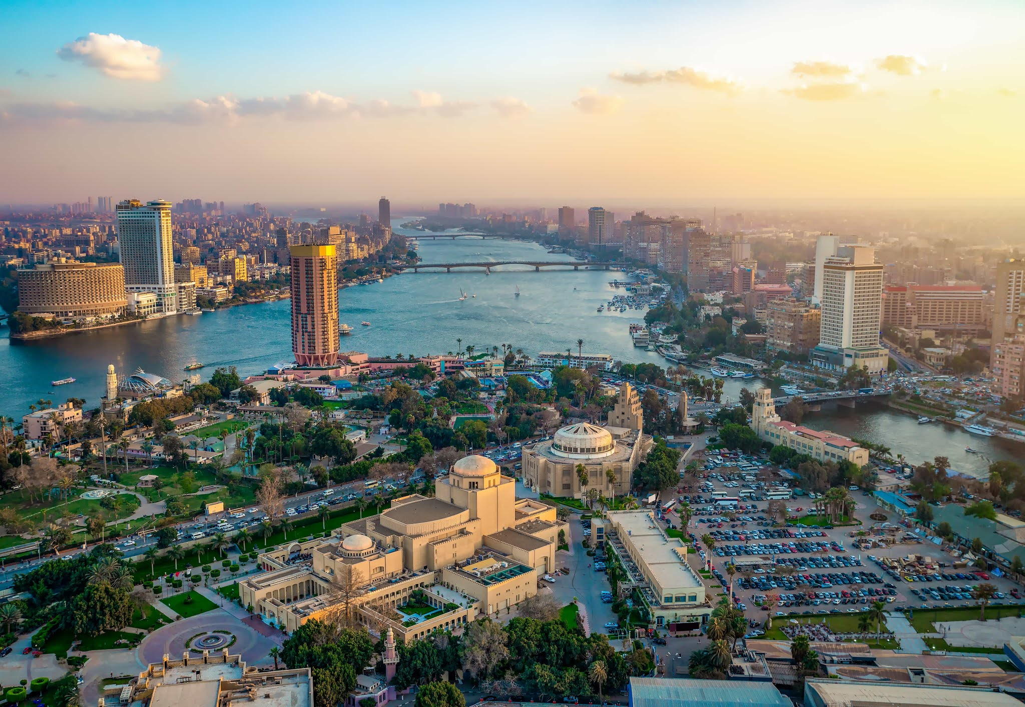 Cairo city - tourism in Egypt