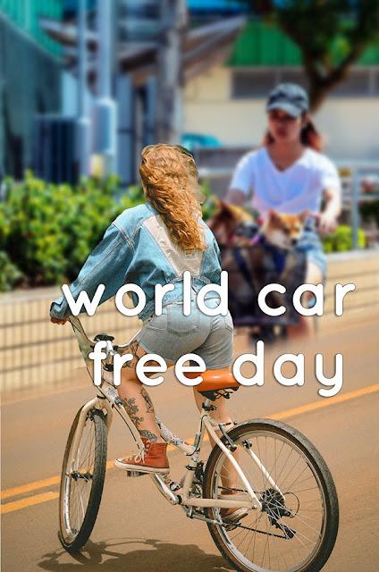world car free day 2021 photos