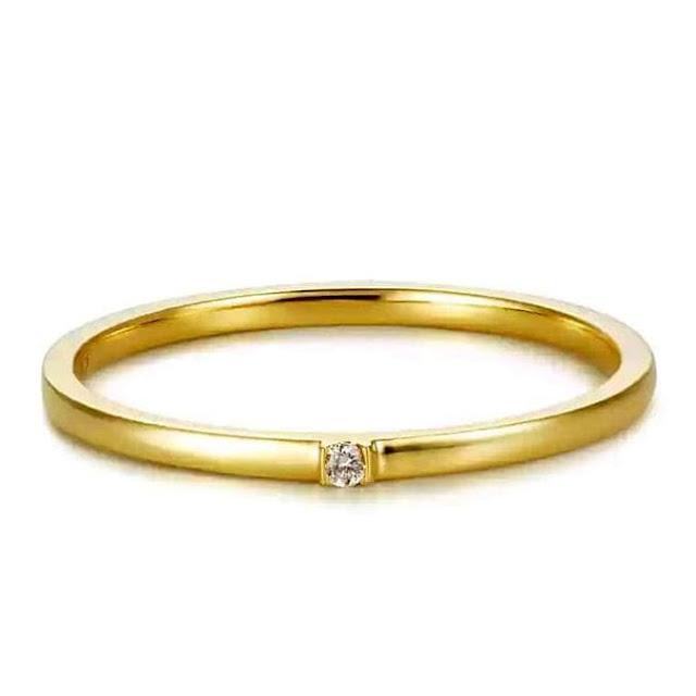 Cincin Joy Berlian untuk Pertunangan Maupun Pernikahan