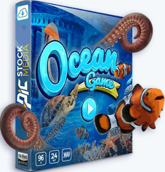 Sound Libraries – Epic Stock Media – Ocean Game [WAV]