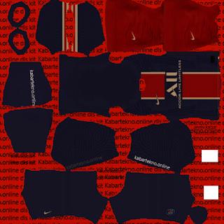 PSG 20/21 Home Kit DLS 2020
