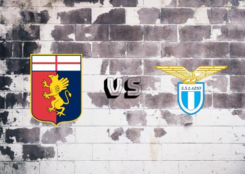 Genoa vs Lazio  Resumen