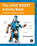 The Lego Boost Activity Book Review