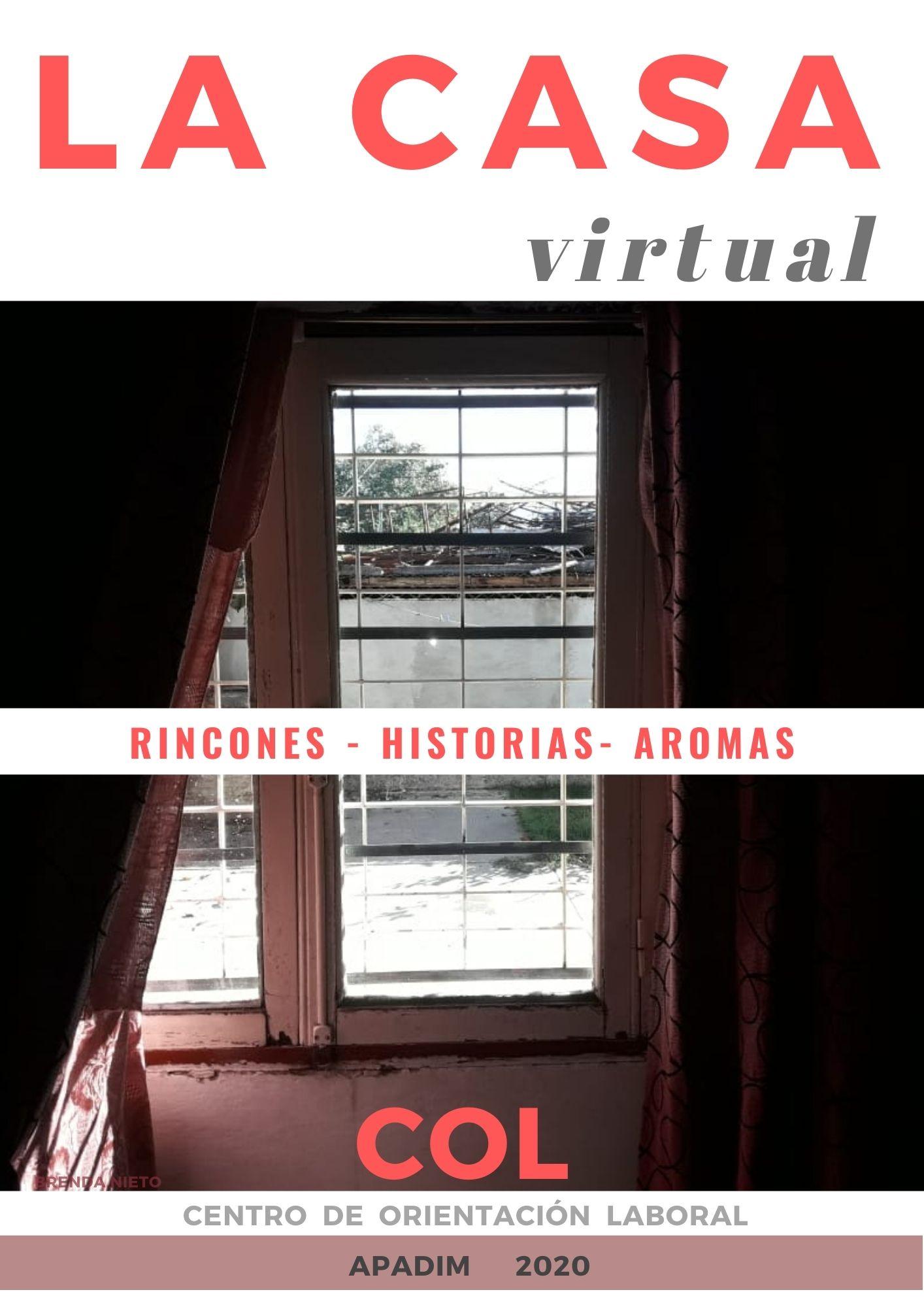 La Casa Virtual - el libro digital que es un verdadero anuario del Centro de Orientación Laboral