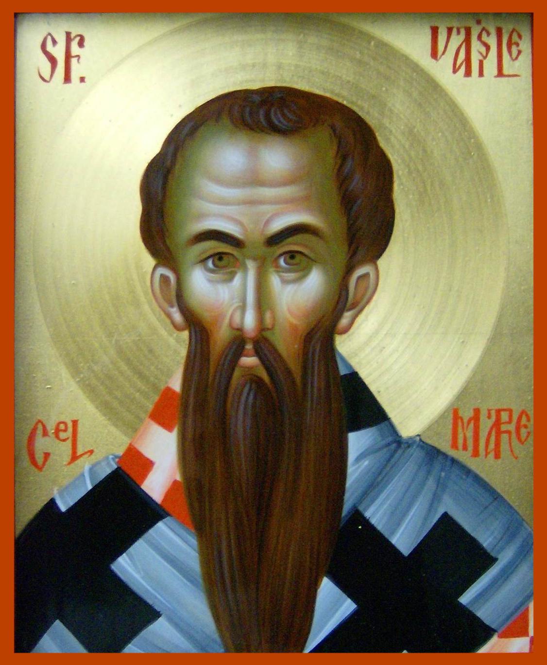 St.Basil Daniel Neculae