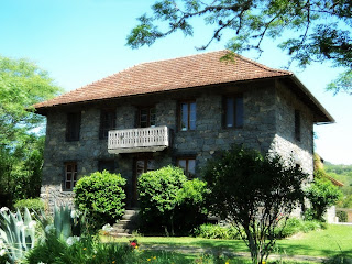 Casa Bertarello, Caminhos de Pedra, Bento Gonçalves